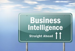 Highway Signpost Business Intelligence